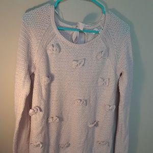 Light pink sweater (Size L)